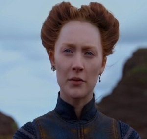 Saoirse Ronan Mary Queen of Scots 2018 movie