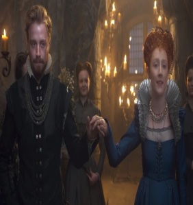Mary Stuart Mary Queen of Scots 2018 movie Saoirse Ronan