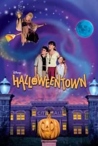 Halloweentown 1998 movie poster