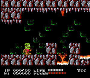 Bucky O'Hare NES Konami
