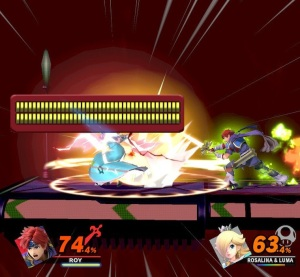 Roy final Smash Super Smash Bros ultimate Nintendo Switch fire Emblem
