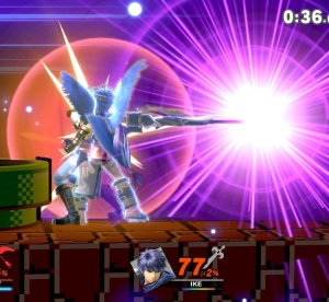 Dark Pit final Smash super Smash Bros ultimate Nintendo Switch