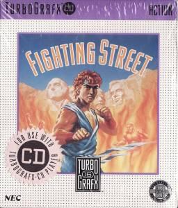 Fighting Street TurboGrafx-16