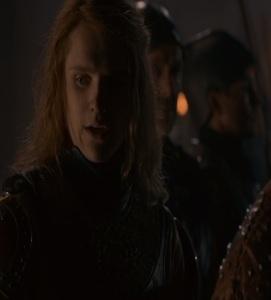 Lancel Lannister battle of blackwater bay game of Thrones HBO