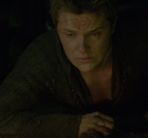 Lancel Lannister dies game of Thrones HBO