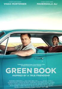 Green Book movie poster Viggo Mortensen Mahershala Ali
