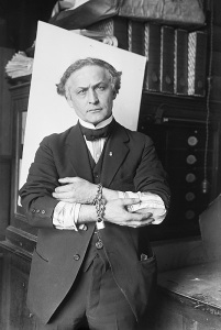 Fun facts about Harry Houdini