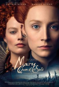 Mary Queen of Scots 2018 movie poster