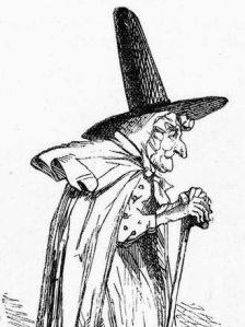 Fun facts about witches