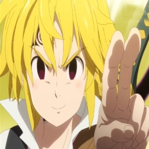Meliodas The Seven Deadly Sins: Cursed By Light