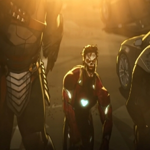 Zombie iron man tony stark What If...? Marvel studios