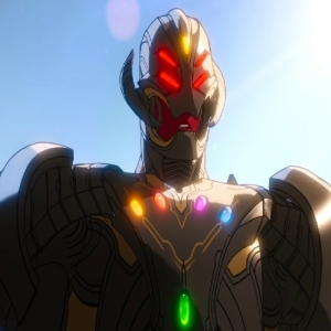 Ultron takes all the infinity stones What If...? Marvel studios