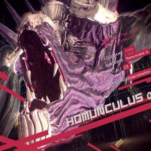 Homunculus α Astral Chain Nintendo Switch