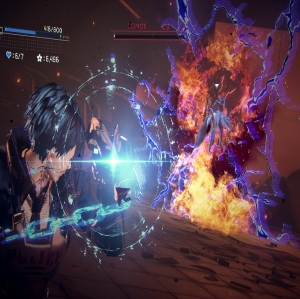 Boss fight Deimos astral chain Nintendo Switch
