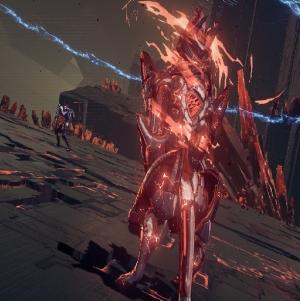 Capturing Beast Nemesis Astral Chain Nintendo Switch