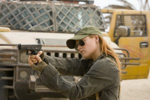 Claire Redfield Resident Evil Extinction