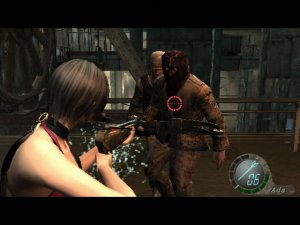 Ada Wong Resident Evil 4 Wii Edition