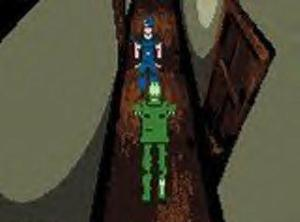 Jill Valentine Resident Evil game boy color