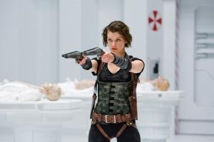 Alice Resident Evil: Afterlife