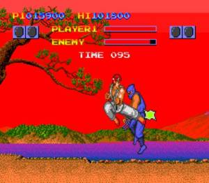 Street Fighter 1 TurboGrafx-16