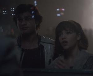 Qi'ra and her boyfriend Han Solo star Wars