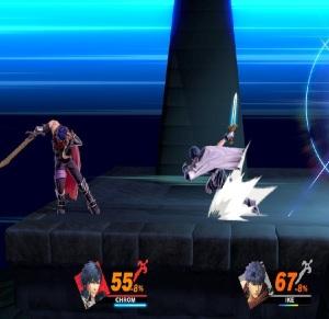 Final Smash Chrom super Smash Bros ultimate Nintendo Switch fire Emblem