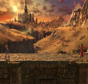 Bridge of Eldin Stage super Smash Bros ultimate Nintendo Switch twilight princess