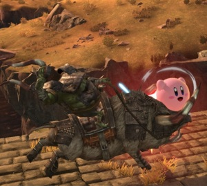 King bublin Bridge of Eldin Stage super Smash Bros ultimate Nintendo Switch twilight princess