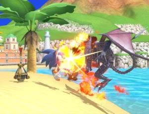 Sonic the Hedgehog vs Ridley Delfino Plaza Stage super Smash Bros ultimate Nintendo Switch super Mario Sunshine
