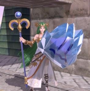 Freezie item super Smash Bros ultimate Nintendo Switch