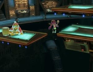 King dedede vs inkling Frigate Orpheon Stage super Smash Bros ultimate Nintendo Switch Metroid
