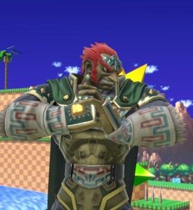 Ganondorf Super Smash Bros ultimate Nintendo Switch