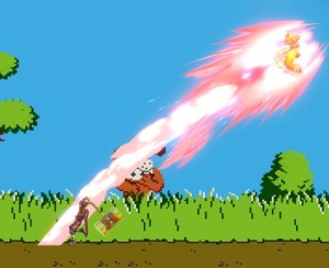 Princess Peach hit by Golden Hammer super Smash Bros ultimate Nintendo Switch
