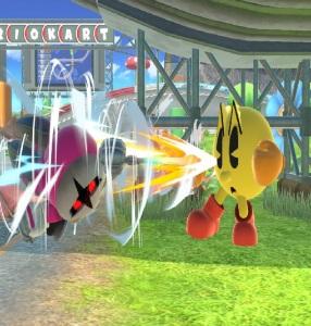 Meta knight vs Pac-Man super Smash Bros ultimate Nintendo Switch