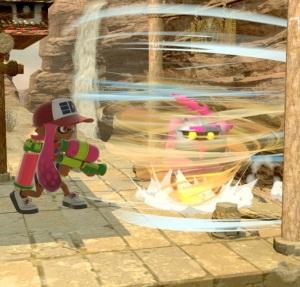 Kirby as meta knight super Smash Bros ultimate Nintendo Switch