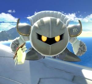 Meta-Knight super Smash Bros ultimate Nintendo Switch