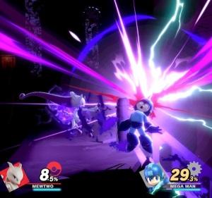 Mewtwo final Smash super Smash Bros ultimate Nintendo Switch Pokémon