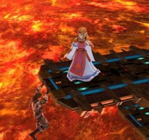 Solid snake vs princess Zelda Nofair stage super Smash Bros ultimate Nintendo Switch Metroid