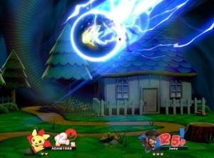 Pichu final Smash Super Smash Bros ultimate Nintendo Switch