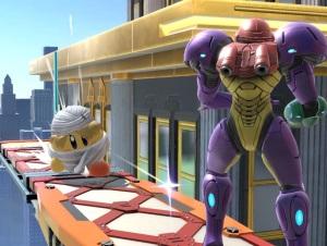 Kirby as Sheik Super Smash Bros ultimate Nintendo Switch