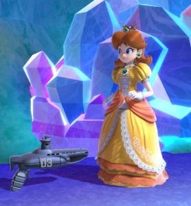 Steel Diver item Super Smash Bros ultimate Nintendo Switch