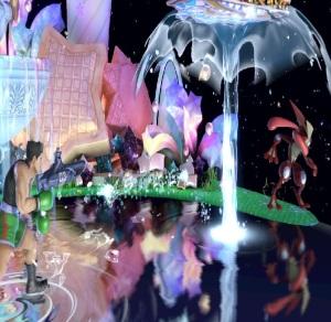 Little Mac using Steel Diver item Super Smash Bros ultimate Nintendo Switch