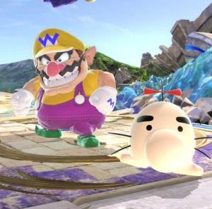 Mr. Saturn item super Smash Bros ultimate Nintendo Switch