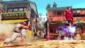 Ryu vs Ken Super Street Fighter IV