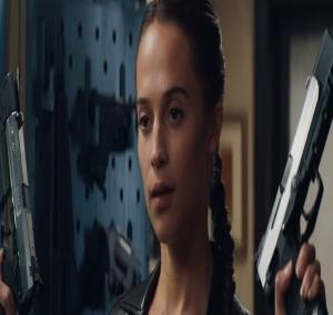 Lara croft Tomb Raider 2018 movie