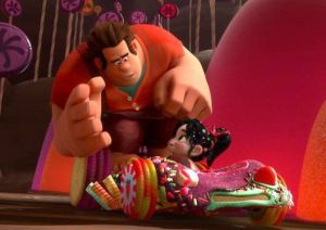 Ralph and Penelope Wreck-It Ralph
