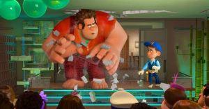 Ralph and fix it Felix jr Wreck-It Ralph